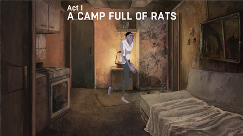 Act I - A Camp Full of Rats